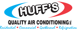 Huffs Quality Air Conditioning Logo